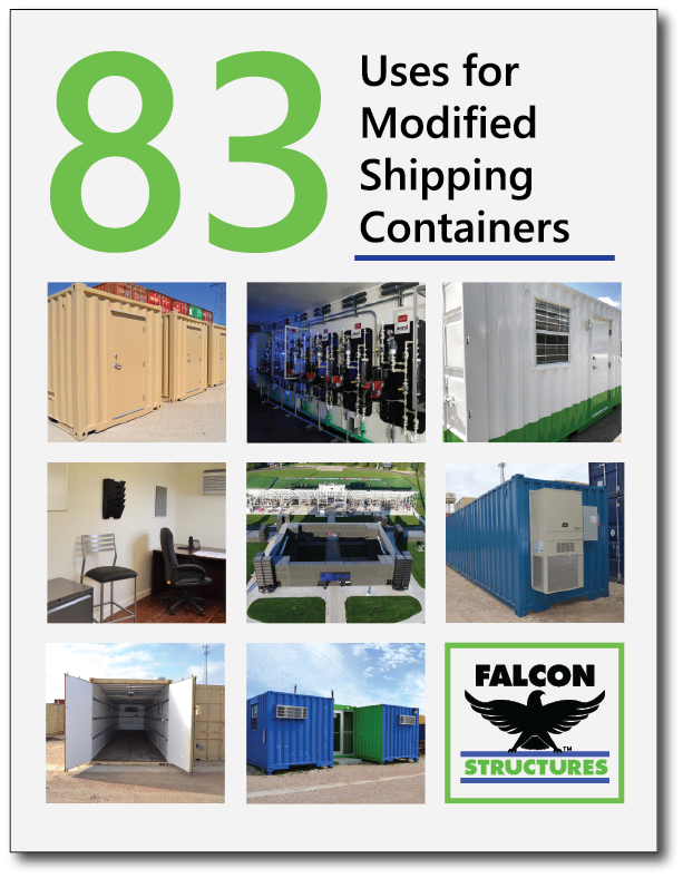 83 Uses for Modified Shipping Containers Guide Cover image