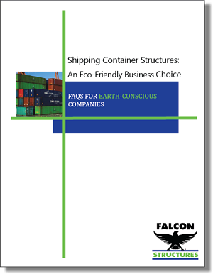 Shipping Container Structures: An Eco-Friendly Business Choice Cover