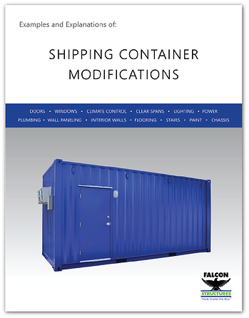 Shipping container modification guide cover image