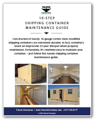 Cover image for 10-Step Shipping Container Maintenance Guide