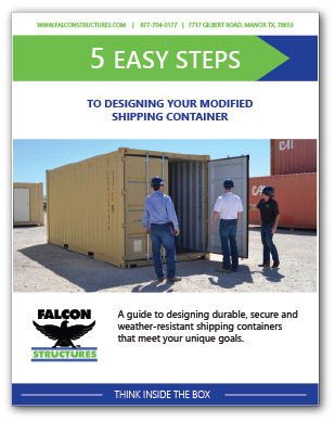 Cover image for 5 Easy Steps to Designing your Modified Shipping Container