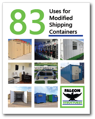 Cover image for 83 Uses for Modified Shipping Containers.