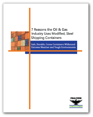Cover image for 7 Reasons the Oil and Gas Industry Uses Modified, Steel Shipping Containers