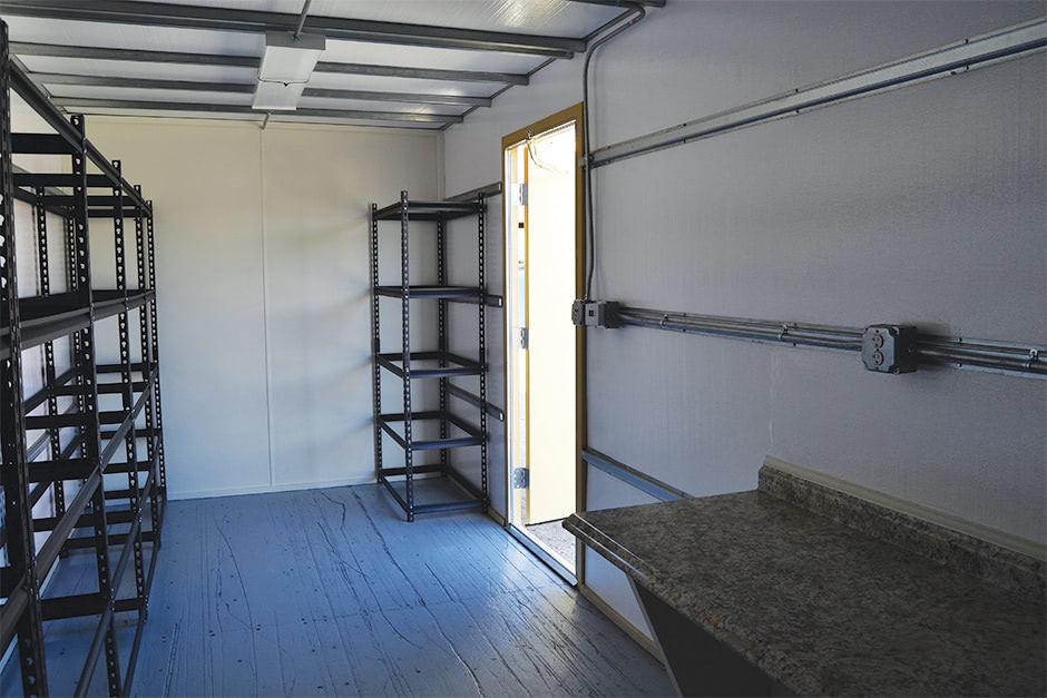 Storage Shelving