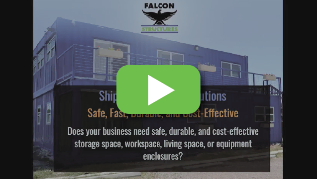 View video to learn about the diverse applications of portable container buildings.