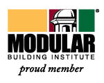 Logo for the Modular Building Institute