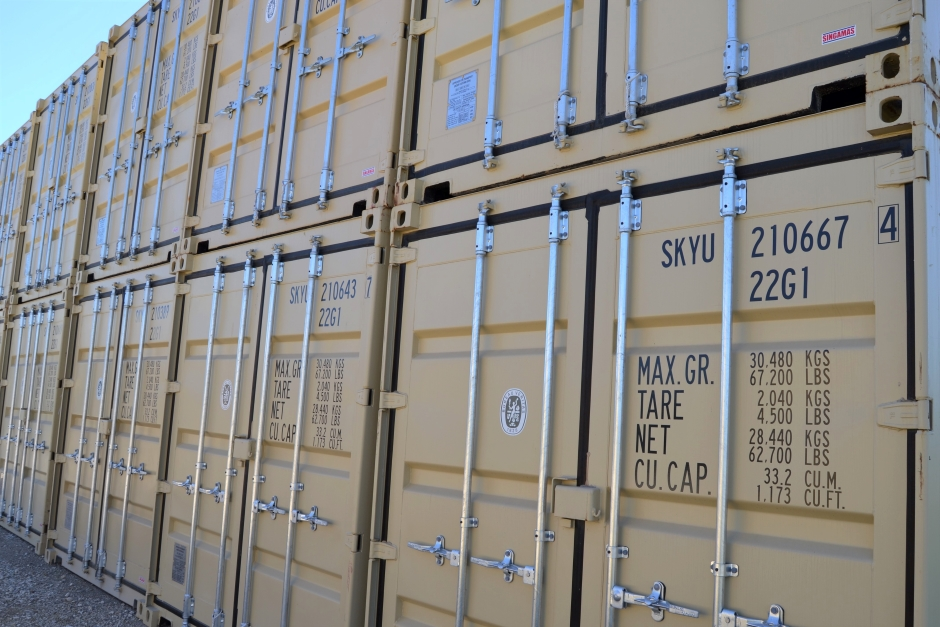 Conex Box Dimensions: How Wide is a Shipping Container?
