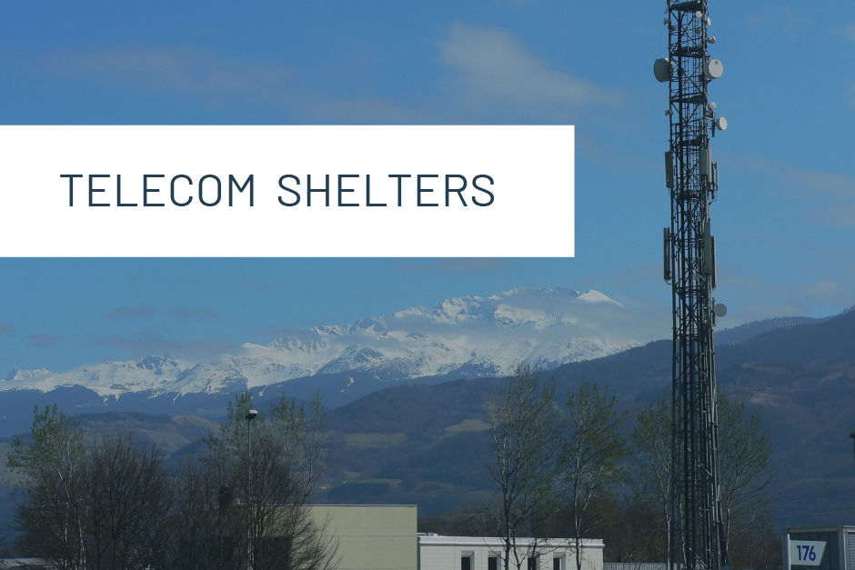 How Container Telecom Shelters Encourage Industry Growth