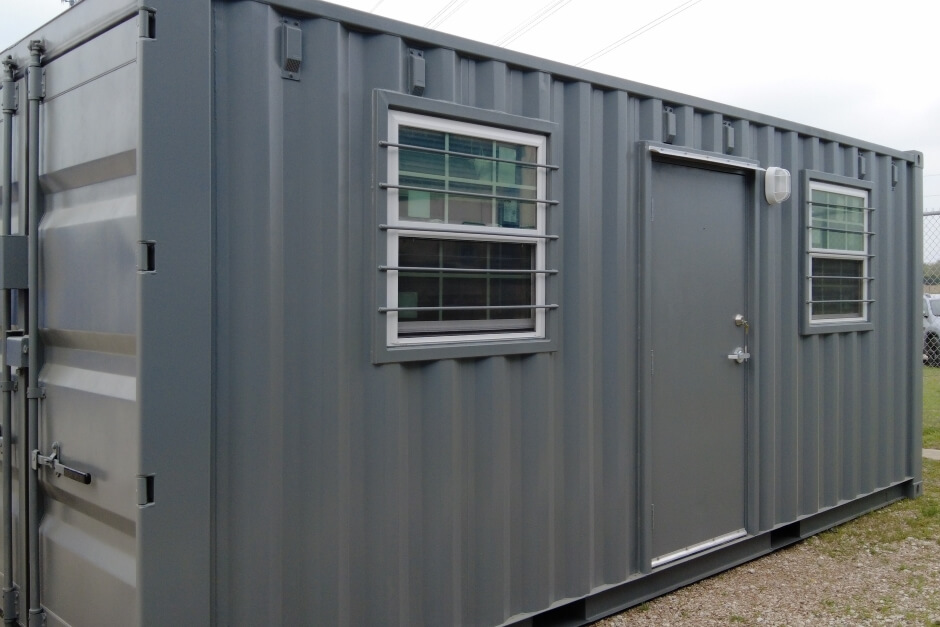 How to Reuse Modified Shipping Containers to Benefit Your Business