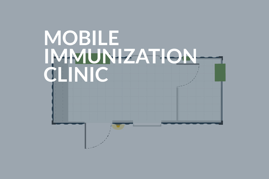 Safely Administer Vaccinations with a Mobile Immunization Clinic
