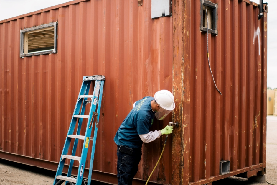 Extend the Life of Your Modified Container with These 3 Simple Repairs