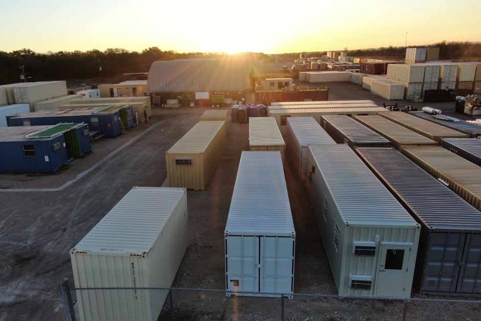 The Life of a Shipping Container: Who, What, When, and Where