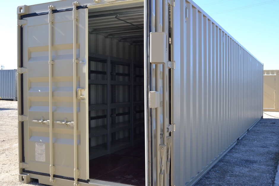 Construction Storage Containers: When to Rent and When to Buy