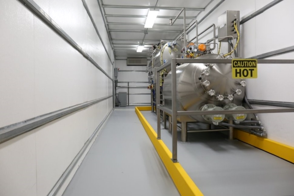 Why Bio-Response Solutions Chooses Modular Shipping Containers