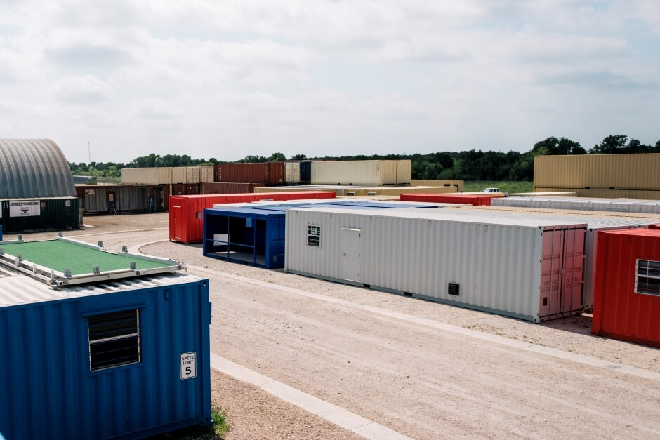 Tips for Choosing Modified Shipping Container Types and Sizes