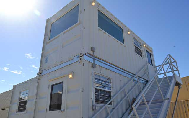 two_story_multi-container_office_with_stairs